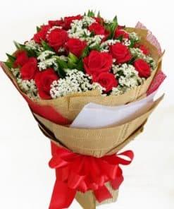 hoa tặng bạn gái BT-070