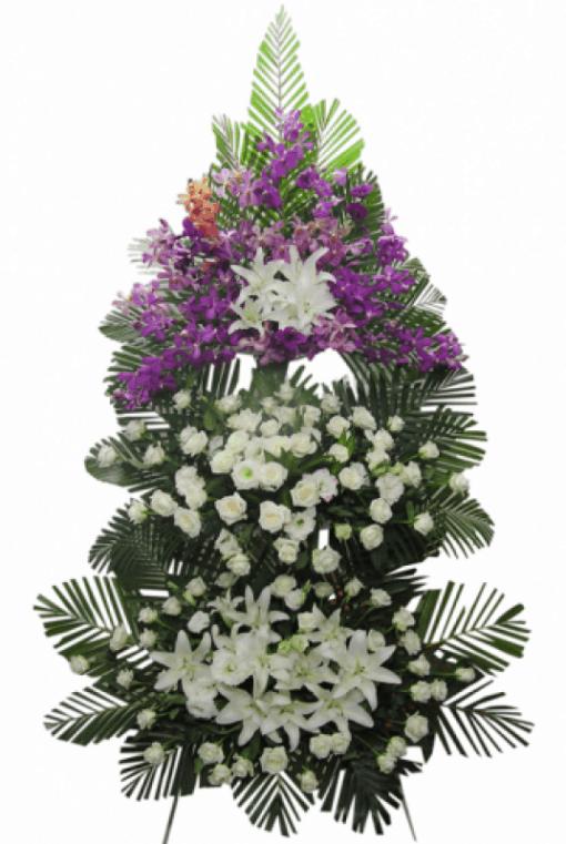 hoa tang lễ HK-011