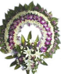 hoa tang lễ HK-012