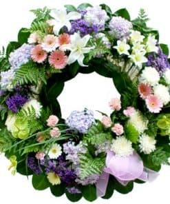 hoa tang lễ HK-021
