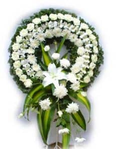 hoa tang lễ HK-027