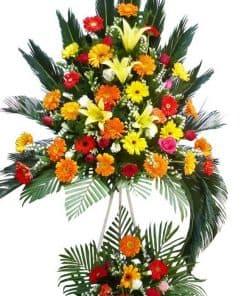 hoa tươi đẹp HK-049