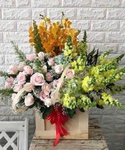 gio hoa dep HG-036